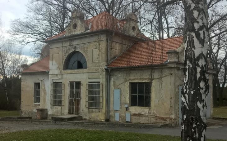 Písecká nemocnice chce obnovit nejstarší budovu ve svém areálu