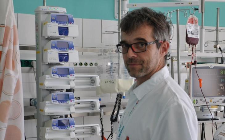 Vsetínská nemocnice má nového primáře ARO