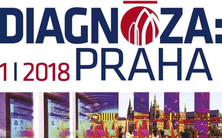 Chcete si přečíst náš nový časopis DIAGNÓZA: Praha?