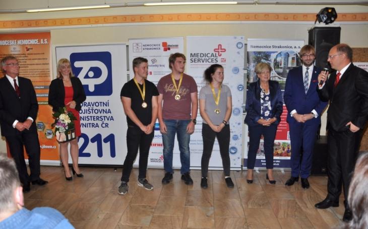 Absolutním vítězem čtvrtého ročníku Jihočeské sestřičky se stala Střední zdravotnická škola Tábor