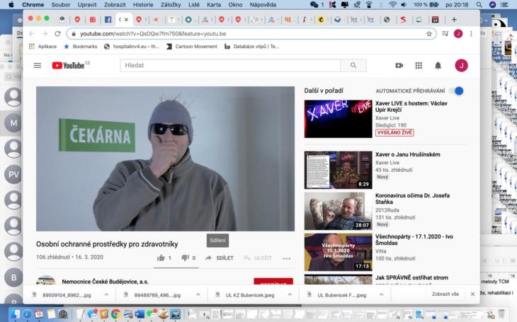 Video z Českých Budějovic (vidět by měl každý!)