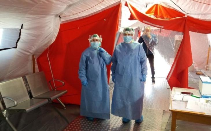 OČIMA DOKTORA: Pandemie v první linii