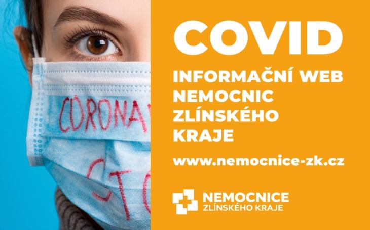 Nemocnice Zlínského kraje spustily nový web