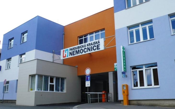 Nemocnice Pardubice: Drive-in odběrové místo