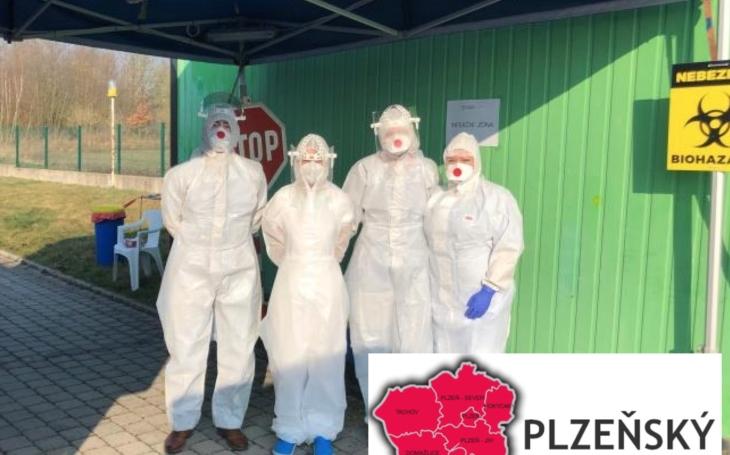 Plzeňský kraj: Informace pro poskytovatele zdravotních služeb – distribuce respirátorů FFP2