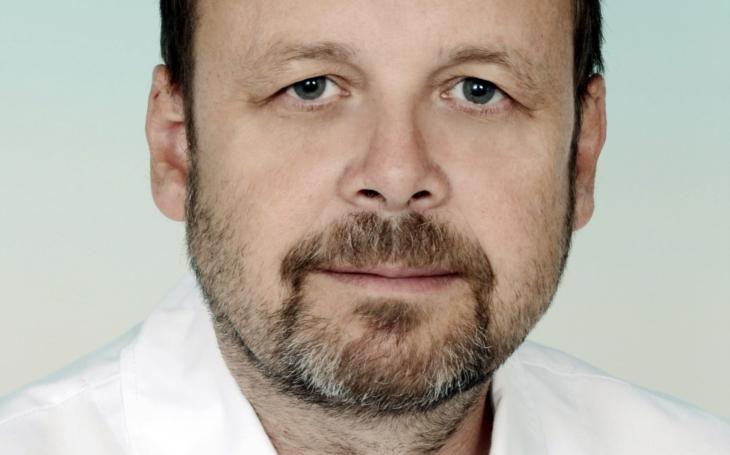 FN U sv. Anny BRNO: Je to obrovský stres, říká prof. Vladimír Šrámek o práci s pacienty v těžkém stavu
