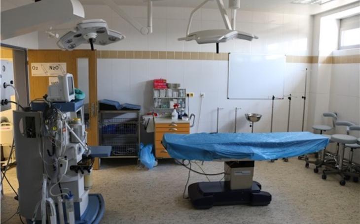 Ústí nad Labem: Krajská zdravotní zprovoznila výjimečný operační sál
