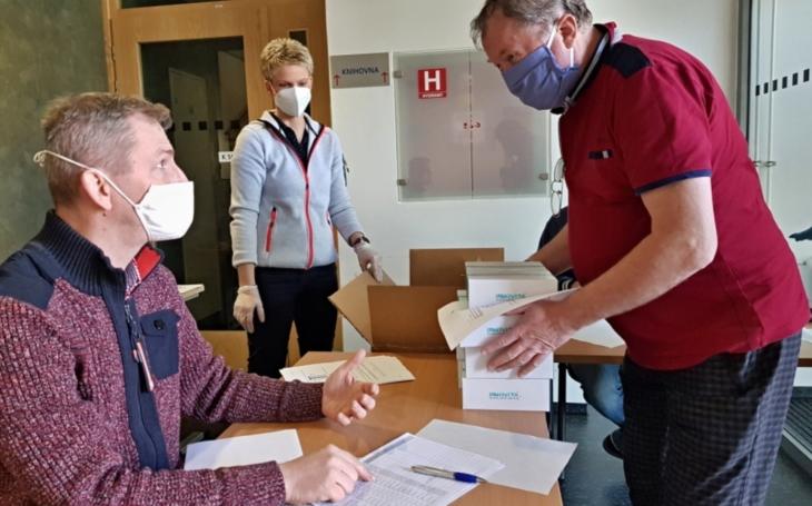 Na koronavirus otestuje Moravskoslezský kraj všechny zaměstnance a klienty pobytových sociálních zařízení