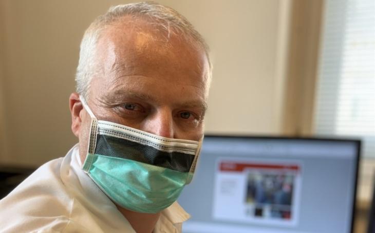 FN U sv. Anny Brno: Náhlá ztrátu čichu  - možný symptom COVID-19