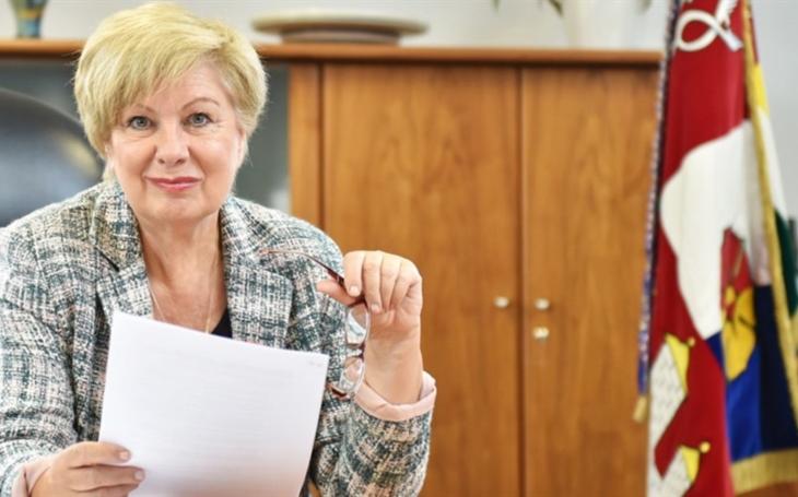 Hejtmanka Ivana Stráská: Situace není jednoduchá. Musíme se opět ukáznit