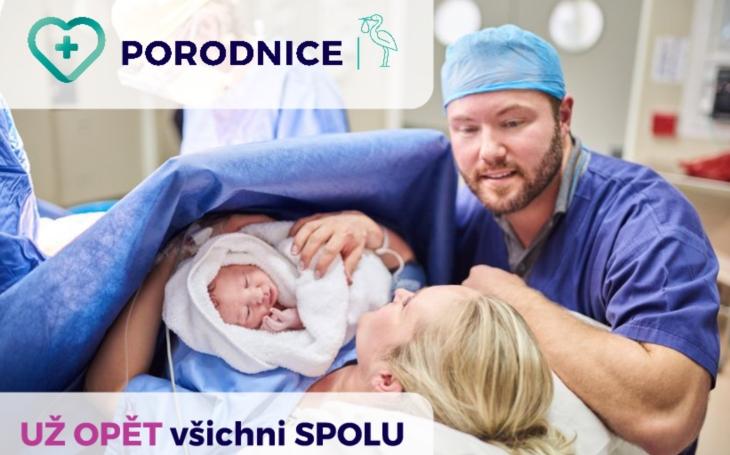 Plzeňský kraj: Porodnice krajských nemocnic opět umožňují přítomnost otce u porodu. Mají podmínky