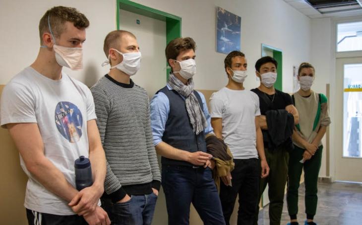 FN Ostrava: Mezi dárce krve se zařadili i členové baletu Národního divadla moravskoslezského