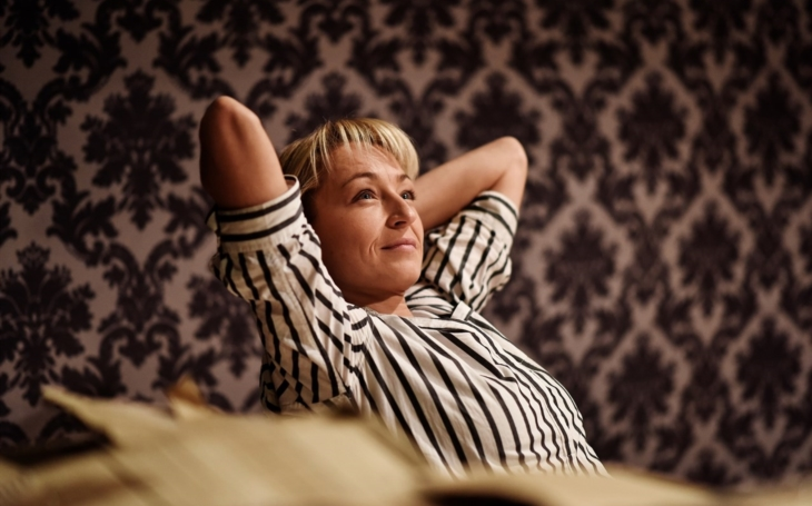 DIAGNÓZA V KARANTÉNĚ:   Klára Cibulková, herečka, Švandovo divadlo Praha