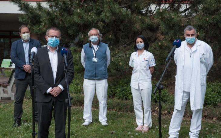 FN Brno: Testování kolektivní imunity je u konce
