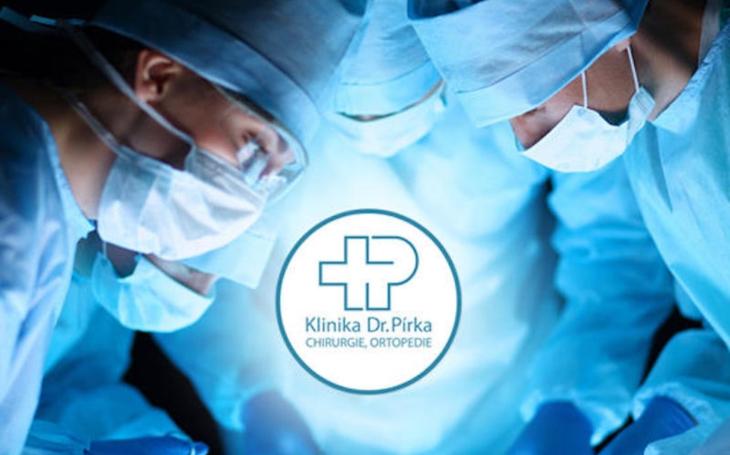 MLADÁ BOLESLAV: Klinika Dr. Pírka hledá lékaře – chirurga