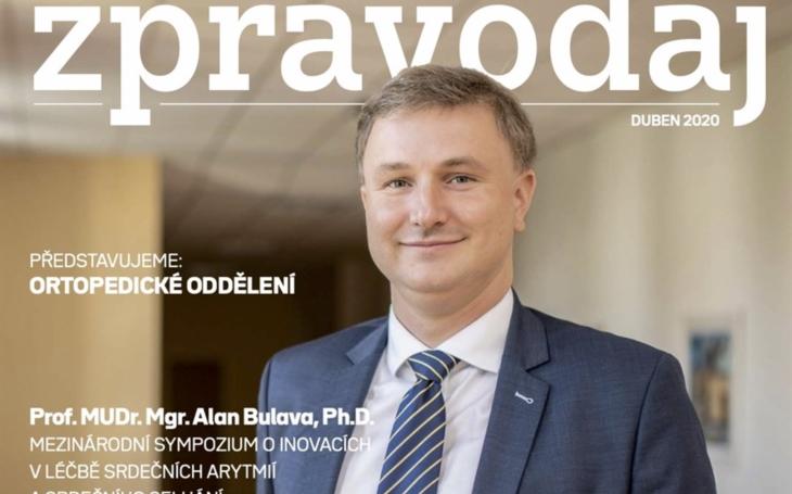 Nemocnice České Budějovice: Čtěte nový Nemocnicční zpravodaj!