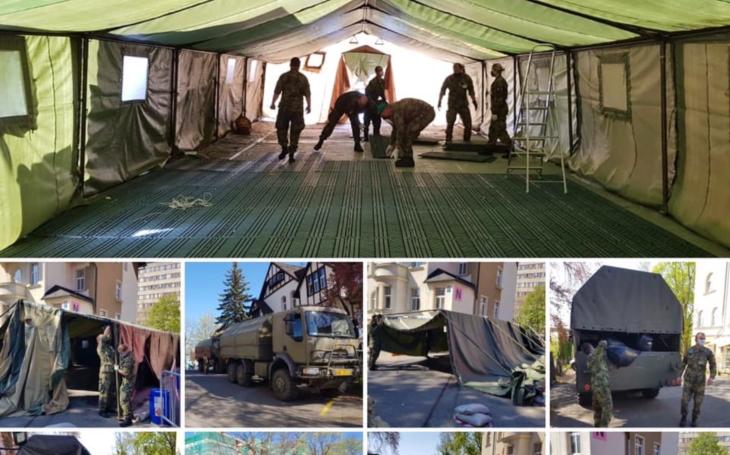 KN Liberec: Vojáci sbalili &quote;Hnízdo&quote;