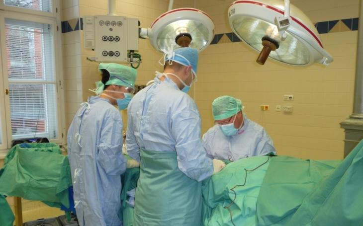 FN USA Brno: Ortopedie ve FNUSA již naplno operuje