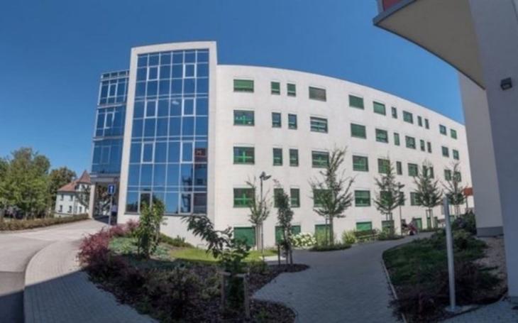 Nemocnice České Budějovice navyšuje rezervní kapacitu pro nemocné s covid-19