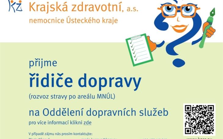 Krajská zdravotní, Ústí nad Labem: Nabídka zaměstnání! Lékaři, sestry, technické práce a další - vaše nová perspektiva!