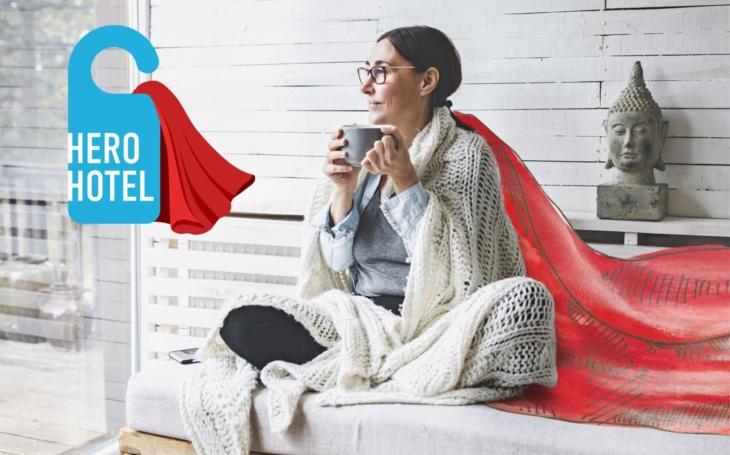 Víkendy zdarma pro české zdravotníky. Projekt Hero Hotel děkuje nasazeným v první linii