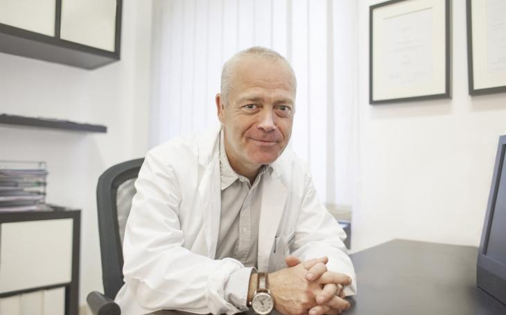 Rakovina prostaty se dá odhalit včas díky fúzní perinální biopsii