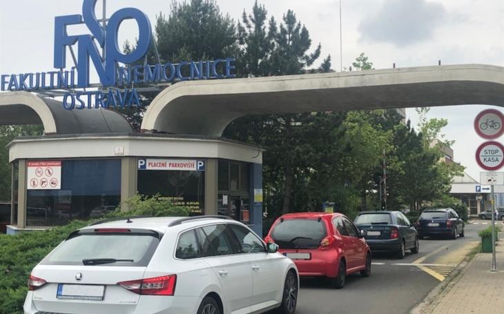 FN Ostrava: Pozor! Nová organizace dopravy v areálu