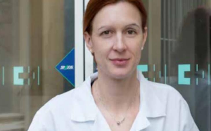 Mgr. Barbora Červenková: Logopedie na Neonatologickém oddělení