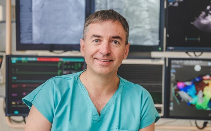 Nemocnice České Budějovice: Prof. MUDr. Mgr. Alan Bulava, Ph.D. je od července ustanoven náměstkem pro vědu, výzkum a školství