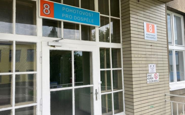 Pardubická pohotovost pro dospělé funguje v nové ambulanci v areálu nemocnice