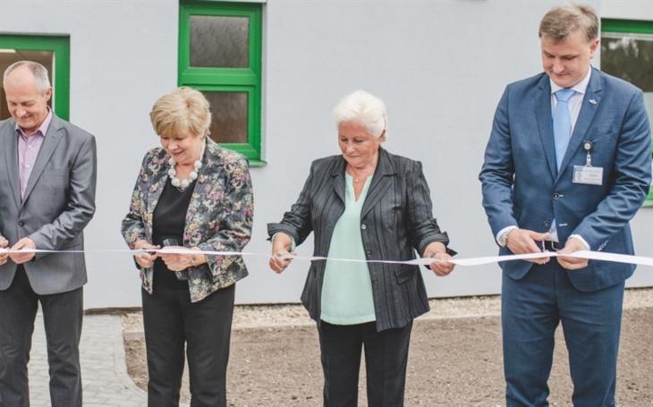 Nemocnice České Budějovice: Slavnostní zahájení provozu v rekonstruovaném pavilonu