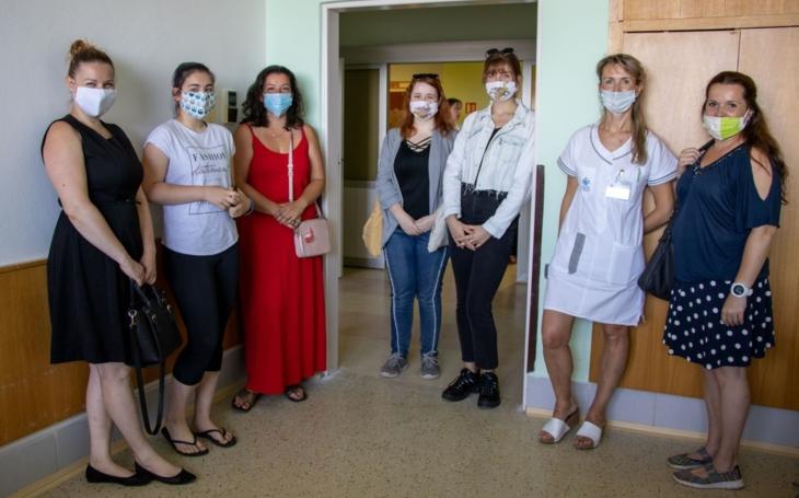 FN Ostrava: Dobrovolníci pomohou vyzdobit nové Centrum dětské traumatologie a chirurgie