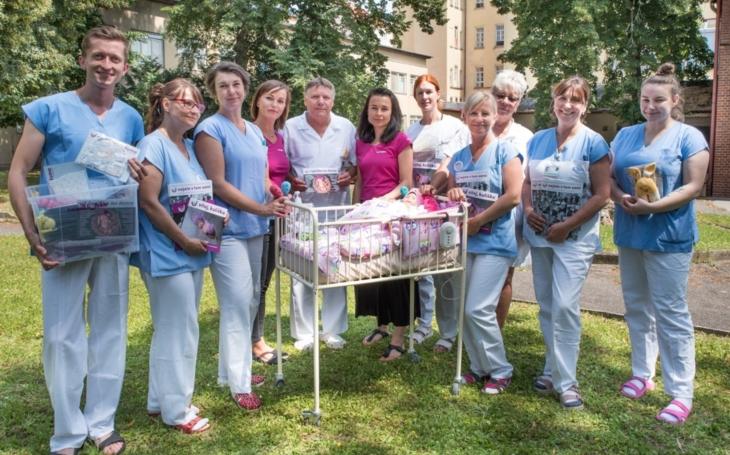 Neonatologické oddělení FN Brno a Nedoklubko. Partneři v péči o předčasně narozená miminka