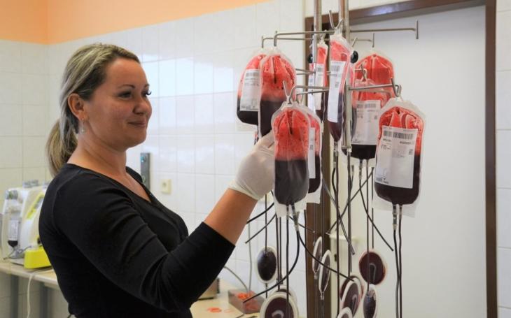 Krajská zdravotní Ústí nad Labem: Výzva pro dárce krve skupiny 0 negativní