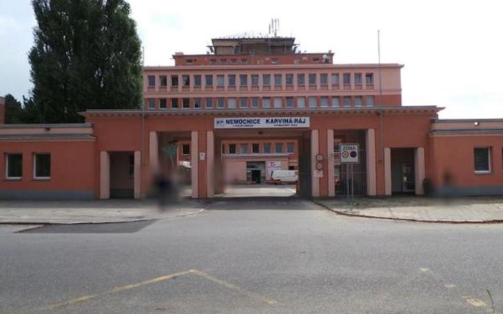 Novinky.cz: Karvinská nemocnice navyšuje kapacitu pro pacienty s koronavirem