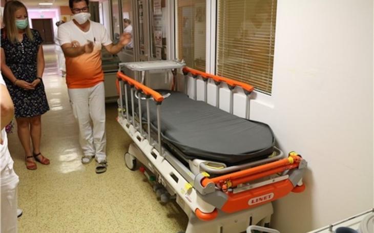 Ústí nad Labem: Krajská zdravotní nakoupila přístroje usnadňující léčbu malých pacientů v ústecké nemocnici