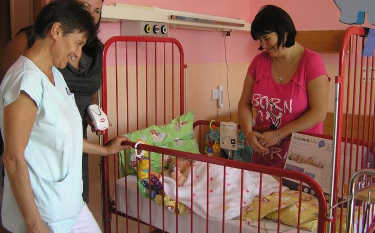 Nemocnice Havlíčkův Brod: Komfortní prostředí na dětském oddělení