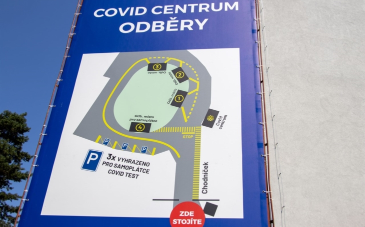 FN Ostrava: Cestující do zahraničí mají možnost testování i o víkendu. Výsledek obdrží velmi rychle