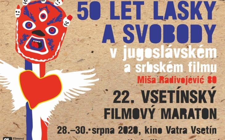 Vsetínská nemocnice spolupracuje s festivalem: VSETÍNSKÝ FILMOVÝ MARATON 2020