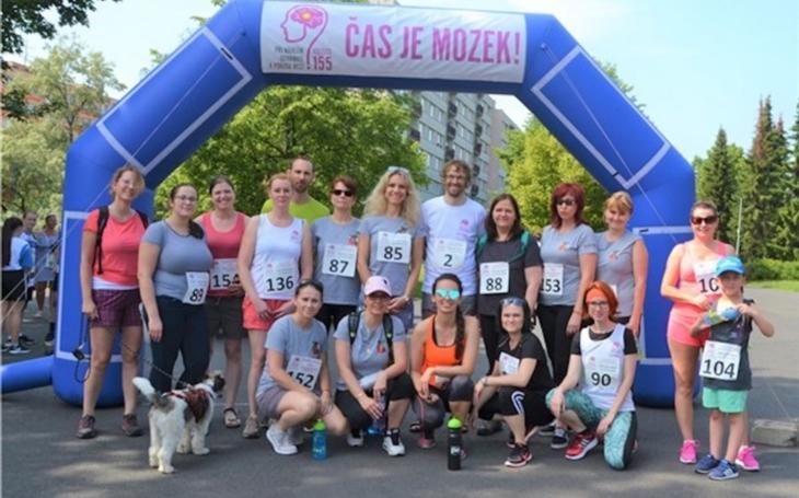 Ústí nad Labem: Krajská zdravotní podpoří charitativní běh proti mozkové mrtvici