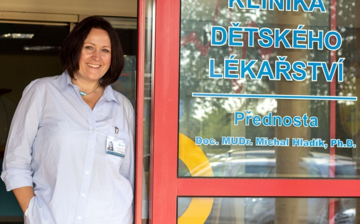 FN Ostrava: Centrum provázení zahajuje činnost na Klinice dětského lékařství