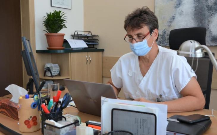 MUDr. Petr Sládek, ředitel Uherskohradišťské nemocnice: &quote;Mám k vám laskavou prosbu...&quote;