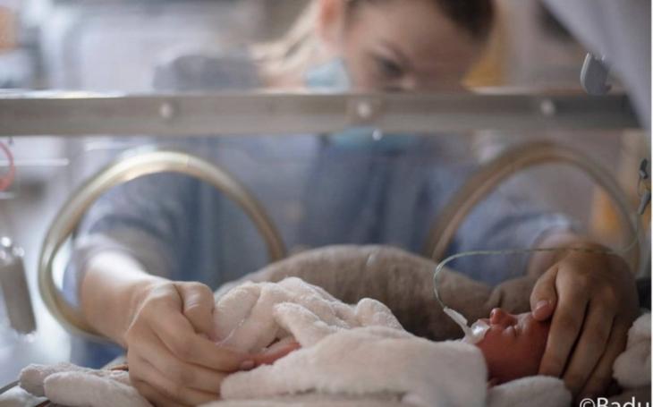 FN Brno: Neonatologové si opět připomenou Světový den předčasně narozených dětí