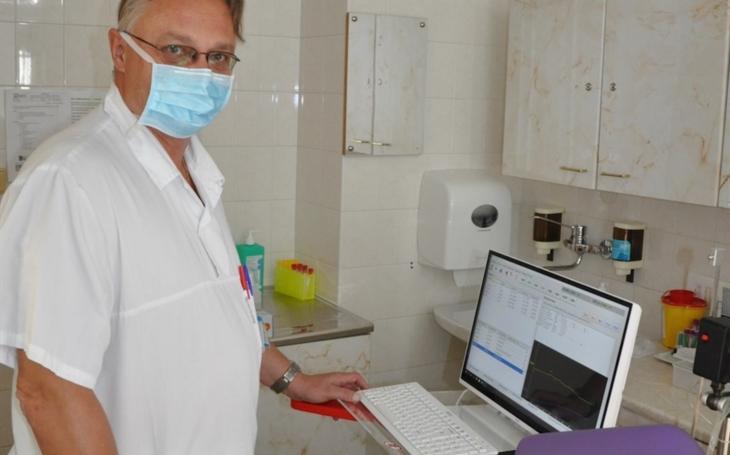 Vsetínská nemocnice: Ženám s inkontinencí nově  nabízí urodynamické vyšetření