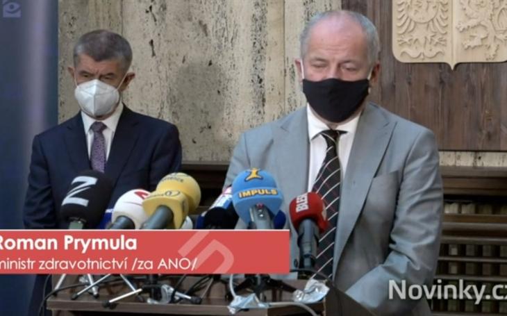 Roman Prymula, ministr zdravotnictví: Válka nebude aneb Nestřílejte na plukovníky!