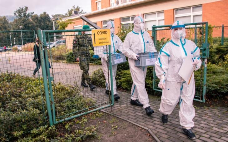 Zlínský kraj: V nemocnicích volilo šestatřicet pacientů, k jednomu z nich musela speciální komise