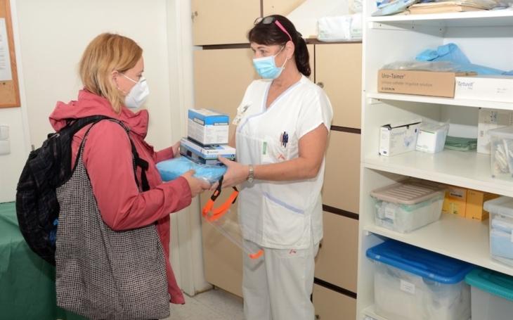 FNUSA Brno: Koronavirus zkomplikoval domácí ošetřovatelskou péči