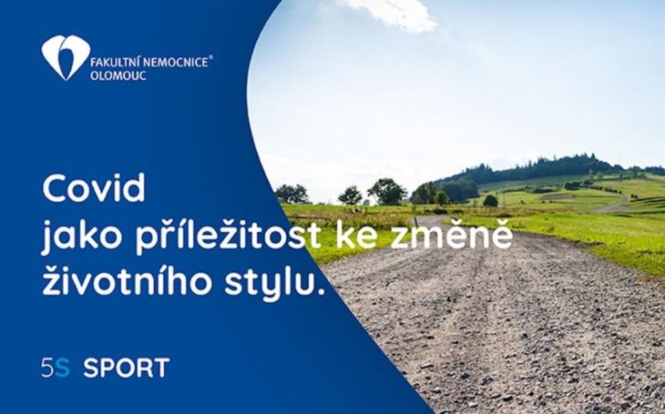 Pět S. Projekt Kliniky tělovýchovného lékařství FN Olomouc pomůže ochránit zdraví nejen v době covidové