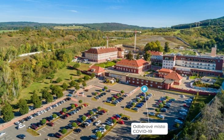 Berounská nemocnice: Otevřeno je další odběrové místo RNB na COVID-19