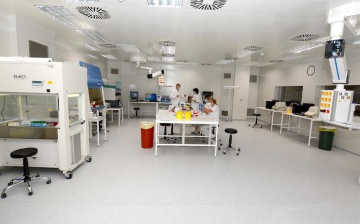 Fakultní nemocnice u sv. Anny v Brně spustila provoz nové laboratoře
